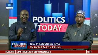 APC, PDP Face Off On El-Rufai's Comments On Foreign Interference |Politics Today|