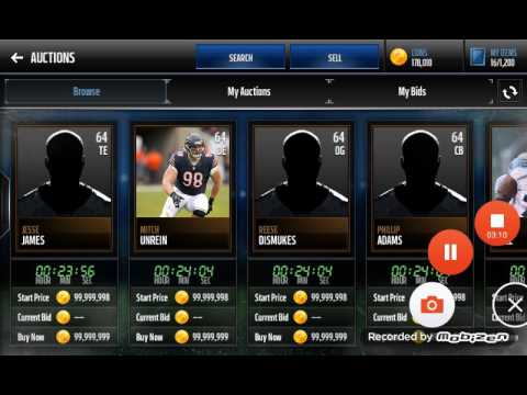 How To Make A Madden Mobile Bot For Android Devices