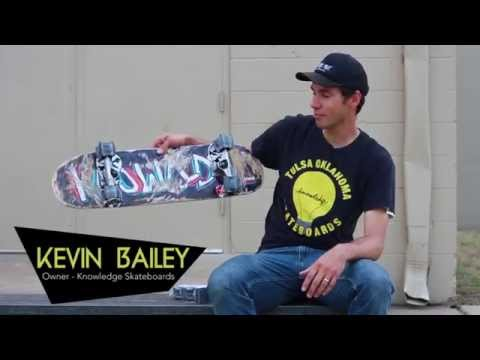 Kevin Bailey on Skater Trainers