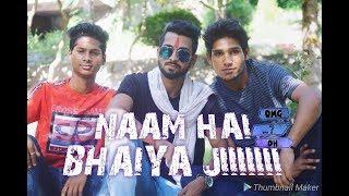 Naam Hai Bhaiaji   Bhaiaji Superhit Hip hop dance choreography by dh sirr  Sunny Deol, Preity Zinta,