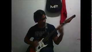 Nunslaughter - Sacrificial Zombie - Cover Guitar