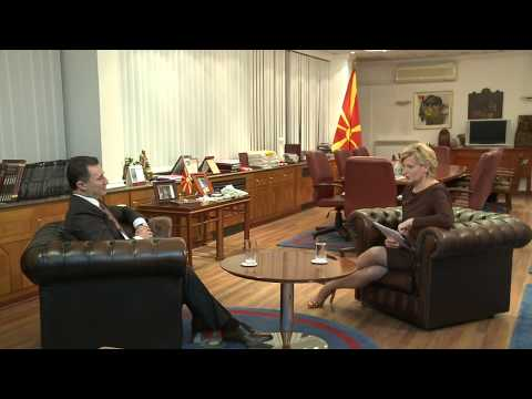 Interview 20  Nikola Gruevski Trailer