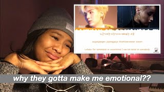 ARMY Reacts to LeeSora ft SUGA Song Request MV LYRICS