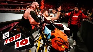 Top 10 Raw moments: WWE Top 10, Jan. 2, 2017