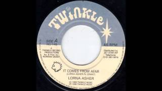 Lorna Asher - It Comes From Afar