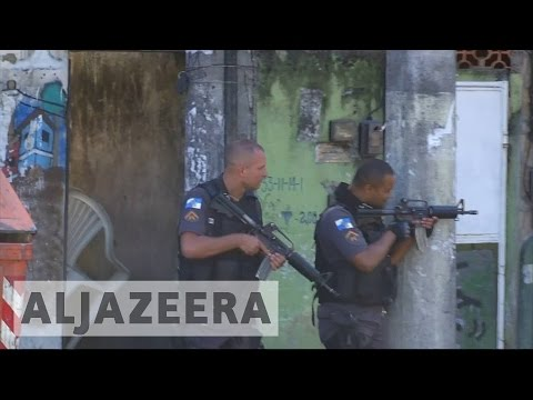 Brazil: Violence grips Rio's City of God slum