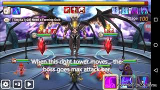 summoners war toa hard floor 100