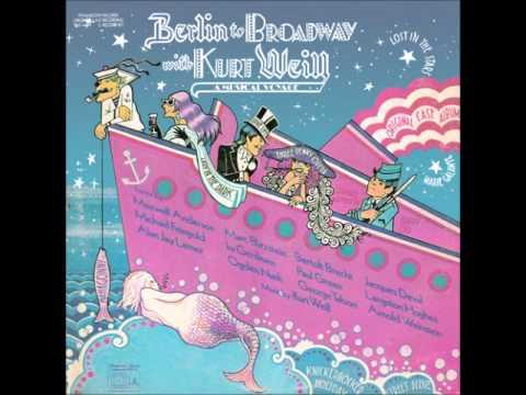 HAL WATTERS sings Kurt Weill Medley: Bilbao & Mandalay Songs with Jerry Lanning & Ken Kercheval
