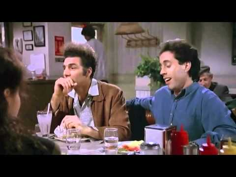 Seinfeld Clip - George Treats His Body Like An Amusement Park