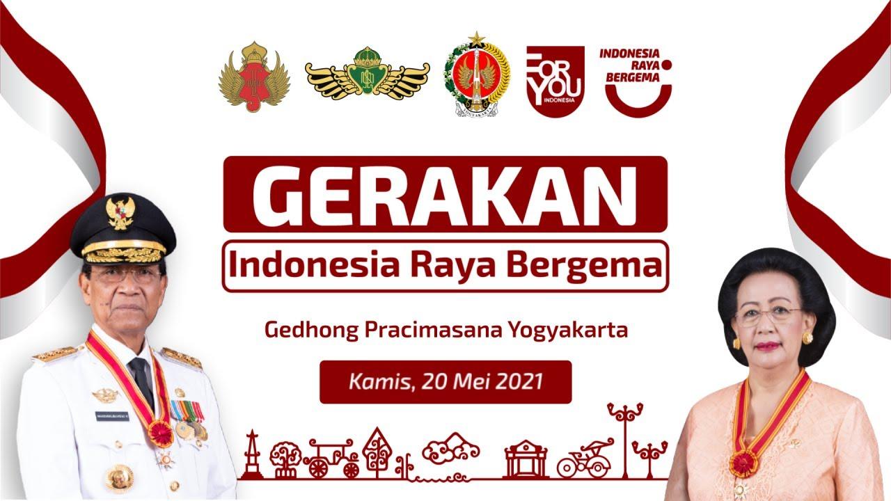 """Download Pencanangan """"Indonesia Raya Bergema"""" For You"""