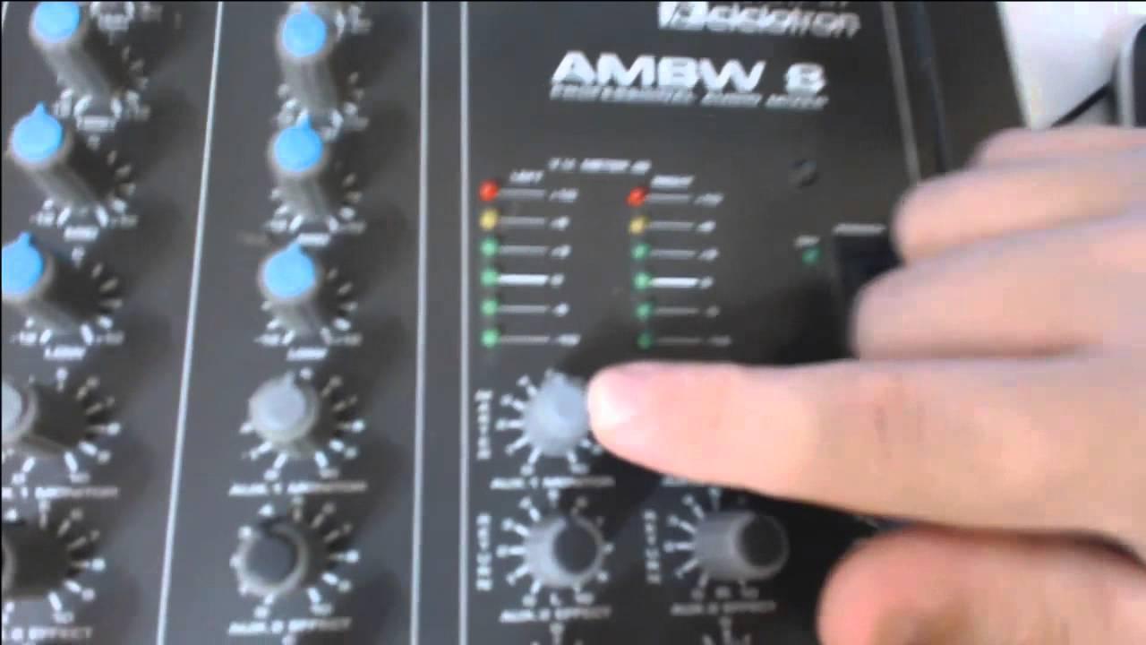 Ligando uma mesa de som ao computador  YouTube