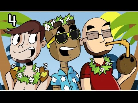 Europa Universalis IV Conquest of Paradise Let's Play Featuring Northernlion and Mathas 4  