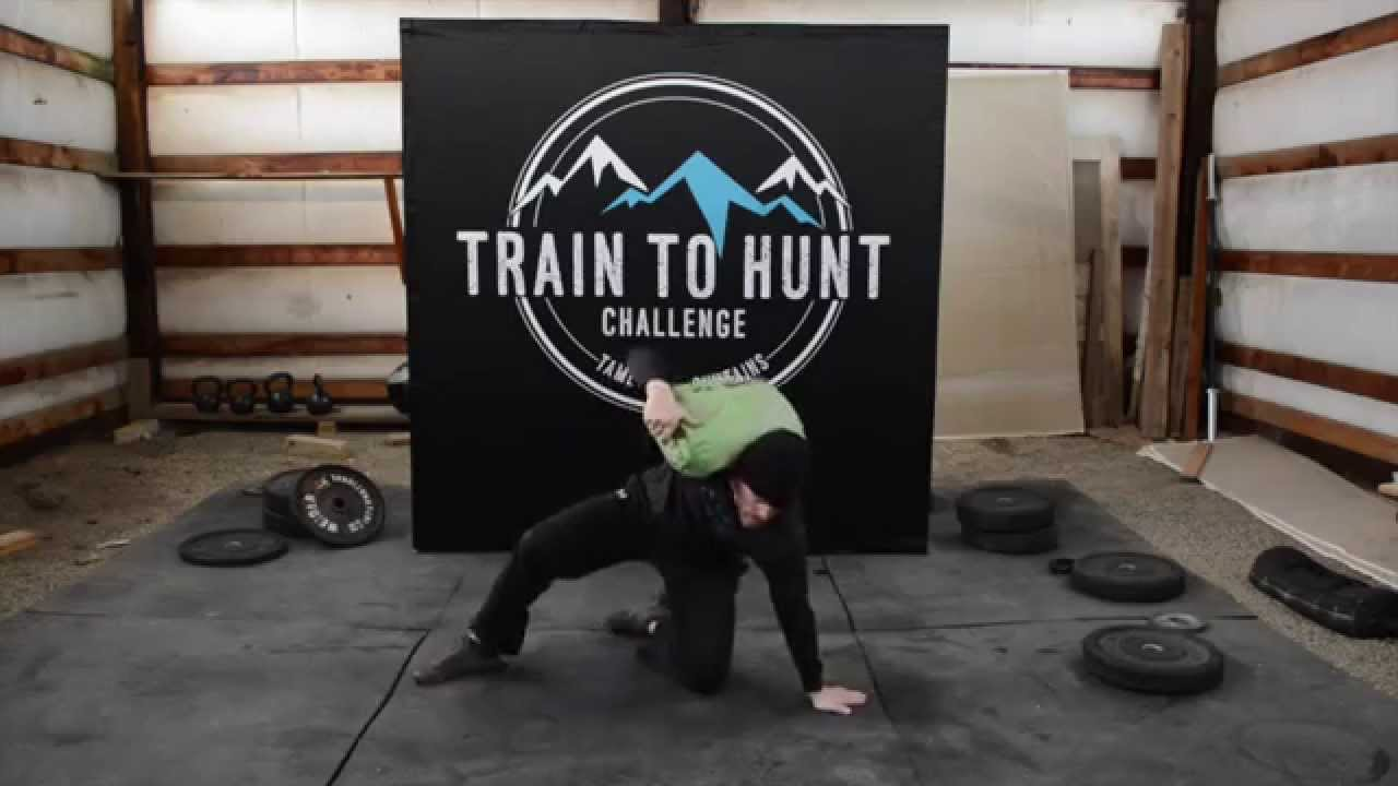 5 Training Movements Every Hunter Should Be Doing- by Kenton