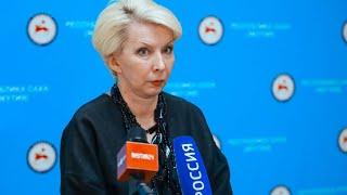 Брифинг Ольги Балабкиной об эпидемиологической обстановке в регионе на 25 августа