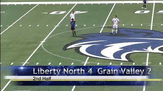 Harrisonville Soccer Invite (Grain Valley vs. Liberty North)