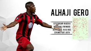Alhaji Gero - Östersunds FK