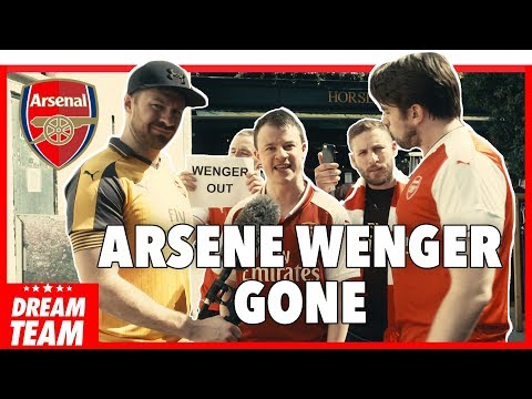 BREAKING: ARSENAL FAN TV REACT TO ARSENE WENGER LEAVING
