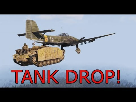 The German Paradrop: Arma 3 Iron Front Ops Part 1/2