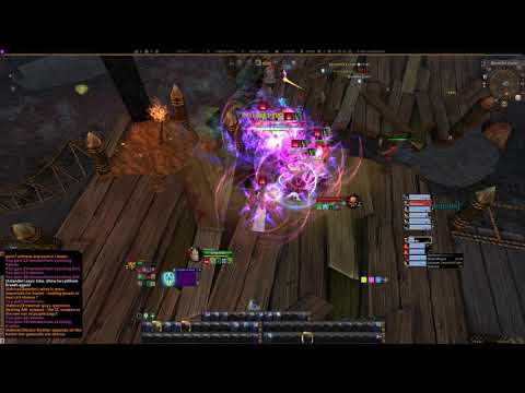 Warhammer Online  Age of Reckoning Doomfist Archemage gameplay