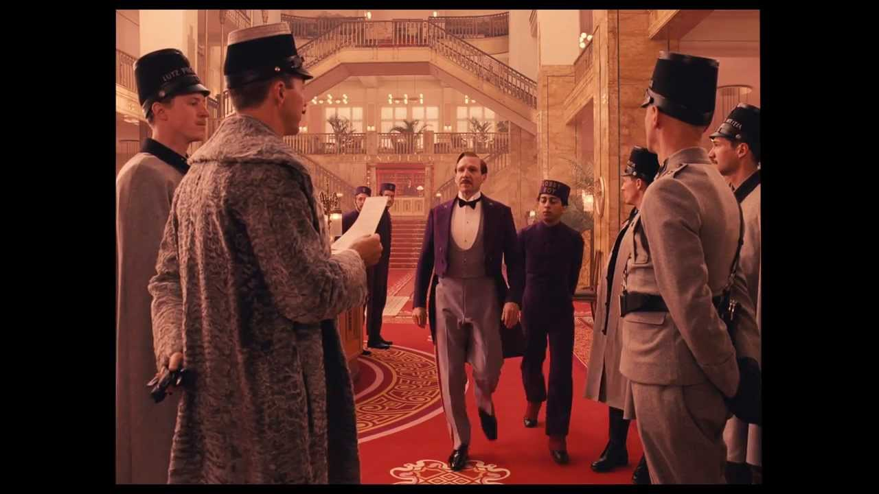 monsieur gustave Gustave h can write romantic poetry with one hand while ordering around his lobby boy with another gustave h believes that rudeness is merely an expression of fear, and he is the most polite man at grand budapest.