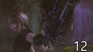 Lightning Returns Final Fantasy XIII Walkthrough Part 12 -Forsaken Graveyard Day 2
