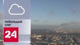 Резкий скачок атмосферного давления зафиксирован в столице - Россия 24