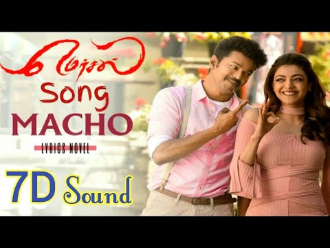 Mersal 7D Song With/YouTube Tamila