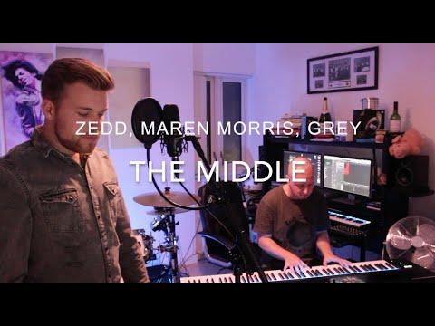 Zedd, Maren Morris & Grey- The Middle Cover Jamie Johnson