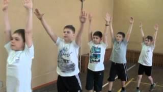Видео-урок волейбол 5-ый класс