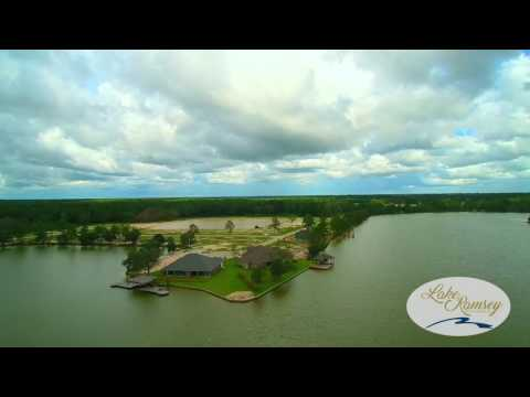Lake Ramsey Waterfront Lots For Sale Just Listed By Nate Walker Properties