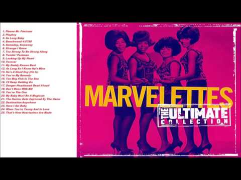 The Marvelettes 'The Ultimate Collection' [HD]