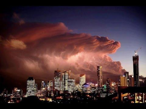 世界的異常気象が多発してる。