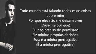 Glee - My Prerogative (Tradução)