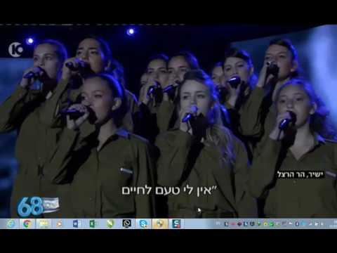 יום העצמאות    הר הרצל   yom /haatzmaut 68 Mount Herzl 68