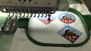 видео Вышить Логотип В Томске