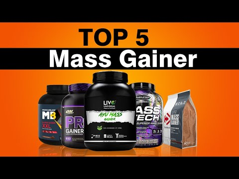 top-5-mass-gainer/weight-gainer-for-beginners-in-2019!-top-2-gainers-are-best-for-you!