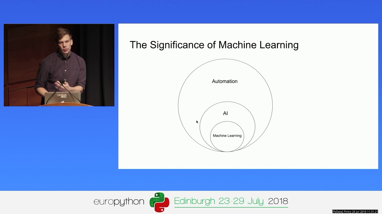 Image from When to use Machine Learning: Tips, Tricks and Warnings