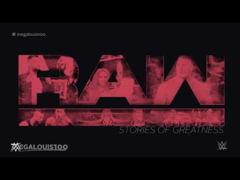 2016: WWE RAW new bumper theme song -