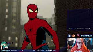 Spider-Man PS4  DLC Turf Wars Stream