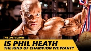 Phil Heath Olympia 2015: Words of the Champion | Generation Iron