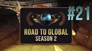 MAKE THEM SKREEEEK! - CS:GO Road to Global Season 2 Episode 21