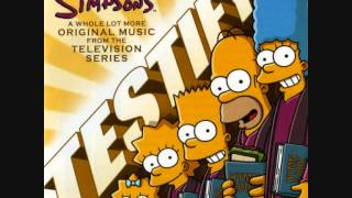 The Simpsons - You Make Me Laugh