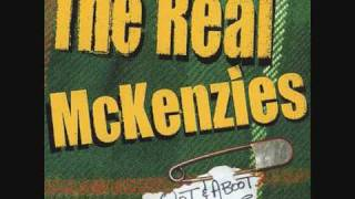 Watch Real Mckenzies Shit Outta Luck video