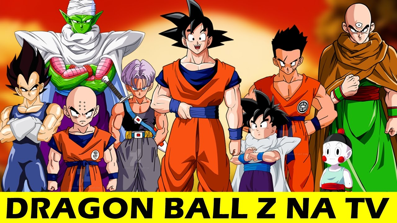 Dragon ball z de volta a tv aberta drops youtube for Chambre dragon ball z