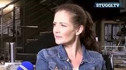 """Yve Burbach: """"Ich wollte nie Schauspielerin werden"""""""