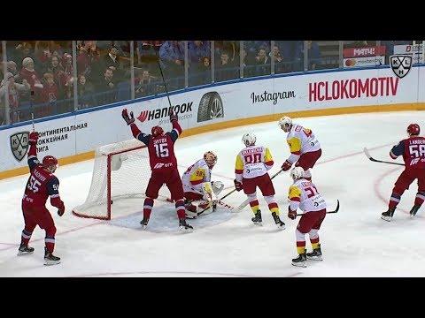 Jokerit 0 Lokomotiv 5, 1 February 2020