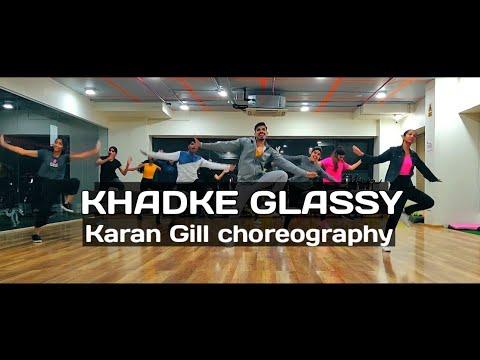 Khadke Glassy   Yo Yo Honey Singh & Ashok Mastie    Karan Gill's Dance Company