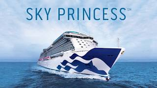 Princess Cruises Introduces Next Ship