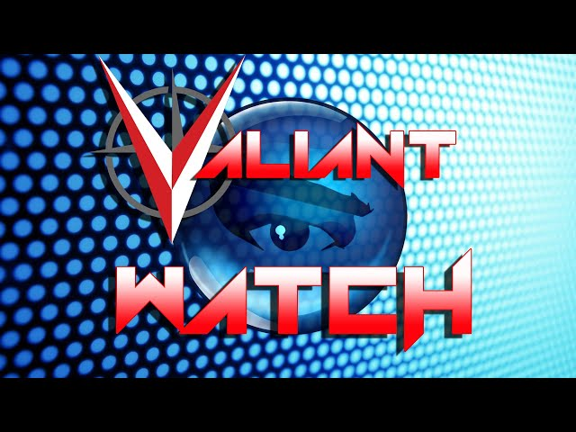 Valiant Watch E004 Killers #1-5