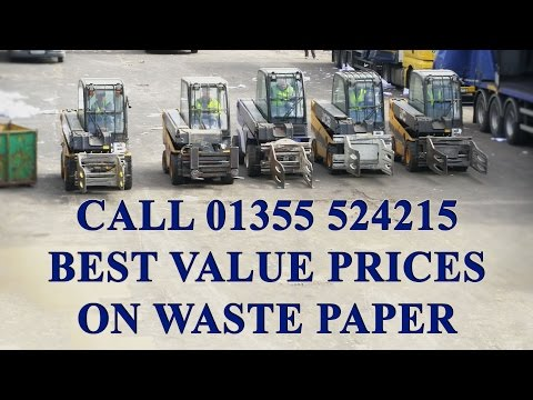 Paper Recycling Confidential Waste Destruction and Disposal Best Waste Paper Prices Glasgow Scotland